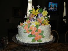 Greenville Cake Decorating Class