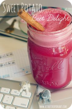 How I Became a Juicing Believer – Sweet Potato Beet Juice Recipe