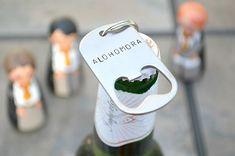 Alohomora Bottle Opener