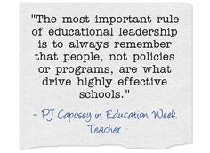 Educational Leadership Quotes Home  Pinterest  School Leadership Educational Leadership And School