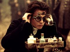 Johnny Depp - Ichabod Crane -Sleepy Hollow