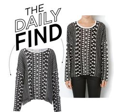 """The Daily Find: Sass & Bide Sweater"" by polyvore-editorial ❤ liked on Polyvore"