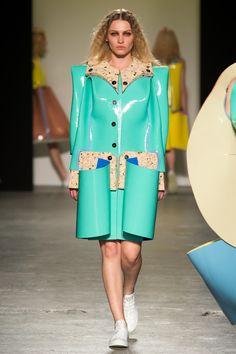 2014 Westminster Fashion Runway Show – Valeska Collado