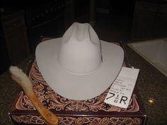 Resistol Cattlemens Silver Belly 30x Hat  8d5012d7a000