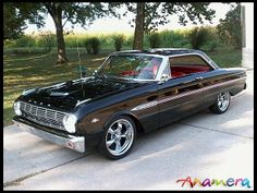 Ford Falcon | 1963 Ford Falcon Sprint