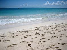 Caribbean sea- Playa Maroma - Quintana Roo - Mexico by igorlazunna, via Flickr