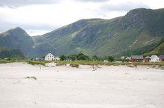 Refvik beach