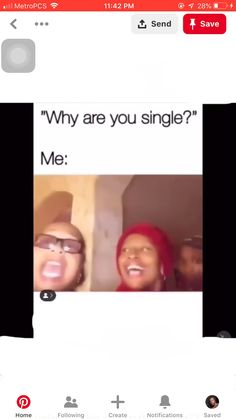 Memes Discover Why are you single ? Funny Video Memes, Funny Short Videos, Really Funny Memes, Stupid Funny Memes, Funny Laugh, Funny Facts, Hilarious, Funny Black Memes, Funny Relatable Quotes
