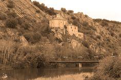 San Saturio en Soria (España)