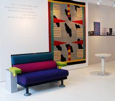 ettore sottsass: memphis retrospective exhibition