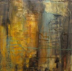 """ABSTRACT EXPRESSIONISM PAINTINGS: """"COMEDY AND TRAGEDY"""""""