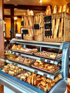 Highly recommended bakery for pastries. Try the 42 rue des Petits Champs location, near the Louvre. PRICE: €. HOURS: ?
