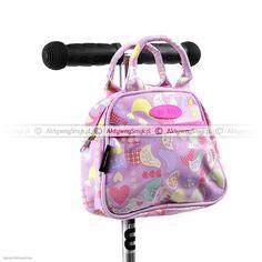 Torebka Micro Birdie do hulajnogi Mini Micro lub Maxi Micro Gym Bag, Mini, Bags, Handbags, Bag, Totes, Hand Bags