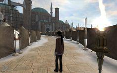 Dreamfall - occupied Marcuria The Longest Journey