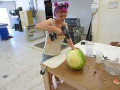 Make Watermelon Juice With a Drill and a Coat Hanger  Menlo ParkCoat  Grand Theft Tesla Menlo Park tote bag reusable by odysseyroc  . The Dapper Llama Menlo Park Lamps. Home Design Ideas
