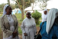 Catholic Sisters at the Sisters Leadership Development Initiative, Nairobi, Kenya