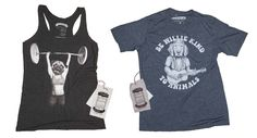 Witty graphic tees and tanks for stylish dog owners from HouseBroken Clothing.