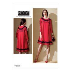 Vogue Patterns  1553  sewing pattern