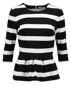 mint&berry - Langarmshirt - black/white