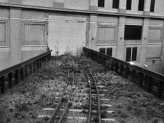 Railroad to nowhere