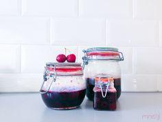 Kersenjam maken   recept  Kersenjam zelf maken? Met dit recept vul je circa twee á drie weckpotjes. Je kunt de kersenjam ook zonder suiker bereiden. Alternatief staat in de blogpost vermeld.