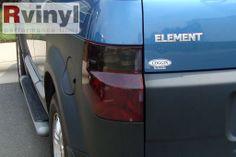 Pro Precut Smoke Taillight Tint Film Kit Honda Element $24.99