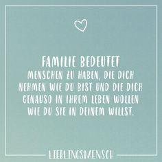 Was Bedeutet Familie