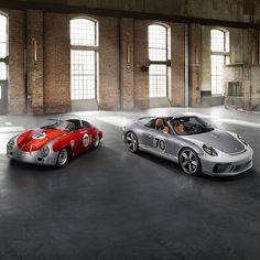 Porsche 911 Speester Concept
