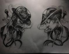 Regardez cette photo Instagram de @neil_dransfield_tattoo • 1,658 J'aime #illustration #illustration #neotraditionel #neotraditional #neo #traditionel #traditional #draw #drawing #tattoo #ink #tattooed #inked #sketch #sketches #flowers #animals  #woman #girl #men #man #roses#neotraditionel #neotraditional #neo #traditionel #traditional #draw #drawing #tattoo #ink #tattooed #inked #sketch #sketches #flowers #woman #girl #men #man #roses