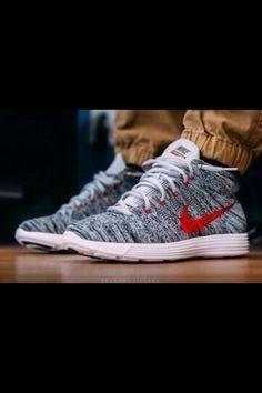 Nike Flynit Wool Grey