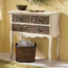 Carved Console from Through the Country Door®