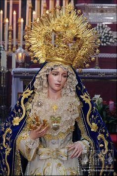 María Santísima de la Estrella, Vélez-Málaga. Obra de Francisco ...