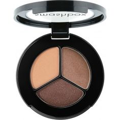Smashbox Eye Shadow trio in Screen Shot... perfect neutrals with a little sparkle. Obsessed