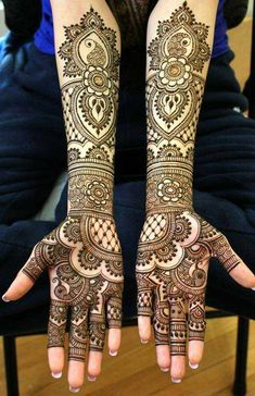 Mehandi design.Mehendi Mandala Art #MehendiMandalaArt #MehendiMandala @MehendiMandala                                                                                                                                                     More