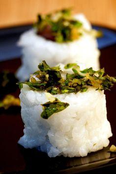 Too Crazy Roll – tuna, pesto