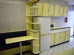 50s kitchen for sale on ebay!