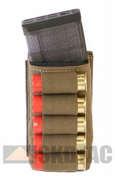 Esstac KYWI+ Single M4 / 12 Gauge Pouch