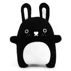 Noodoll Riceberry rabbit soft toy cushion - medium size