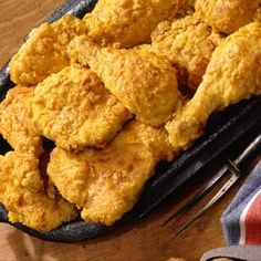 Weight Watchers Southern Style Oven Fried Chicken Recipe. 6 PP