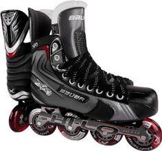 Bauer XR3 Roller Hockey Skates (Junior)