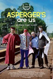 *watched* Asperger's Are Us Poster
