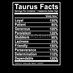 Taurus - Taurus - taurus facts t shirt Men's T-Shirt Taurus Woman Quotes, Taurus Memes, Pisces And Taurus, Astrology Taurus, Zodiac Memes, Taurus Facts, Zodiac Facts, Taurus Lover, Taurus Man