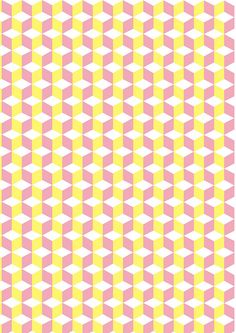 Yellow, pink and white by jasna.janekovic, via Flickr