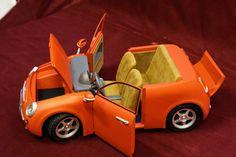 autíčko pro Pata a Mata z reklamy na ČPP