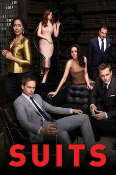 Suits Tv Series, Suits Tv Shows, Movies And Series, Suits Season 1, Top Rated Tv Shows, Suits Harvey, Gina Torres, Usa Tv, Netflix Tv Shows