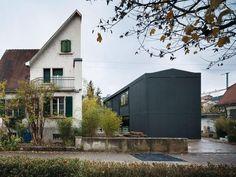 Dwelling house in Münchenstein - DETAIL inspiration