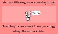 Happy birthday humor