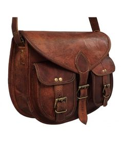 0525acb3d563 14 Inch Leather Purse Women Shoulder Bag Crossbody Satchel Ladies Tote  Travel Purse Genuine Leather - C818HZO5YRI