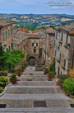 Corinaldo, Marche, Italy- The well of polenta by Gianni Del Bufalo --> https://www.flickr.com/phot...