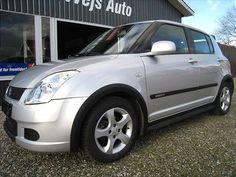 Suzuki Swift 1,5 GLX 5d (2008) 94.000 km, Nørresundby 9400, Aalborg, Nordjylland, Til salg hos: Skovvejs Auto, Tlf. 98190048, airc., alu., fjernb. c.lås, startspærre, el-ruder, el-spejle, cd/radio, isofix, 4 airbags, abs, servo, hækspoiler, ikke r...